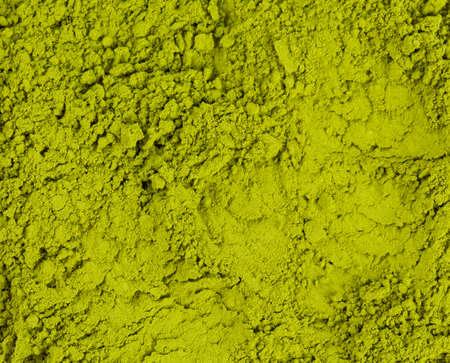 maccha: powdered green tea Matcha Stock Photo