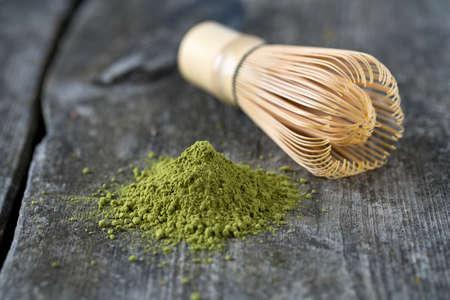 matcha: Matcha green tea