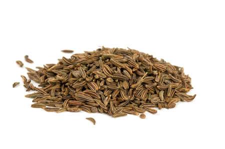 cumin: dried cumin