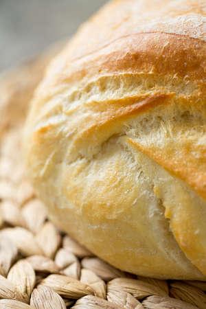 crosshatch: fresh italian bread
