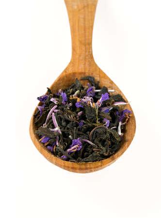 fireweed: fireweed tea isolated on white Stock Photo