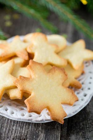 home baked: home baked Christmas cookies