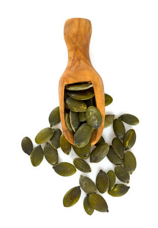 pumpkin seed: pumpkin seed Stock Photo