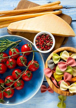durum: italian food