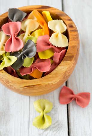 durum: farfalle pasta