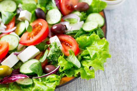 greek salad Фото со стока - 58765318