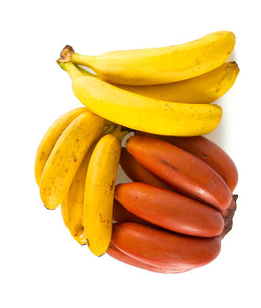 assorted bananas Stok Fotoğraf - 86412806