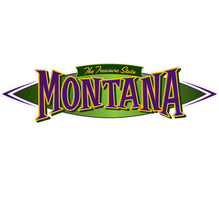 Montana The Treasure State