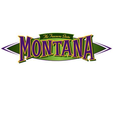 Montana The Treasure State