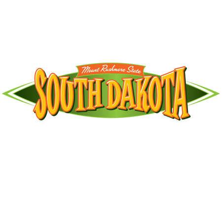 dakota: South Dakota Mount Rushmore State