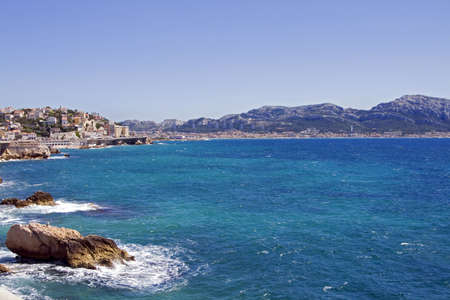Marseilles, France - (South East sector)