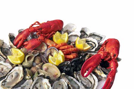 Seafood Platter photo