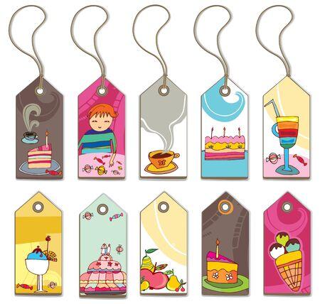 Etiquetas dulces