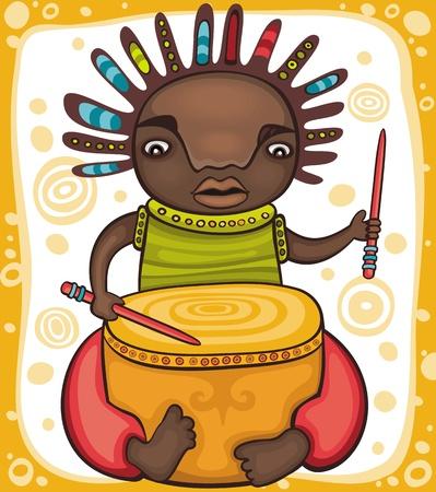 rasta colors: Ethnic, boy 2