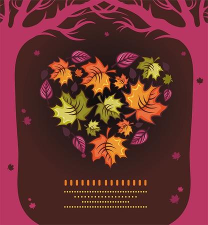 octoberfest: Autumn composition 6 Illustration