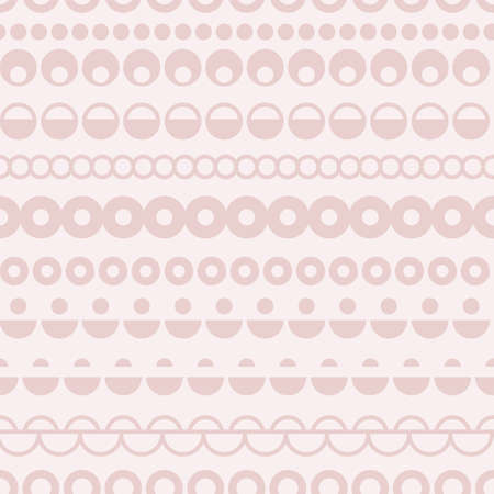 Dots Vector Dusty Pink graphic seamless pattern