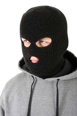 hijacker: Bandido en la m�scara negra