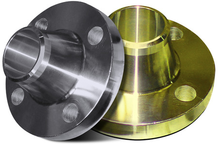 Flanges for industry