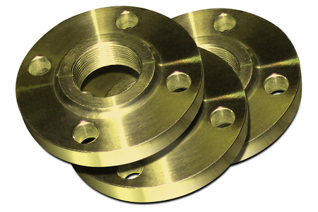 Yellow flanges