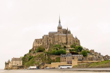 michel: Abbey Le Mont Saint Michel (France)