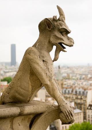 chimera: Chimera of Notre Dame de Paris.