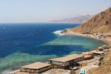 monte sinai: Sitio de buceo Blue Hole, Mar Rojo, Dahab, Egipto
