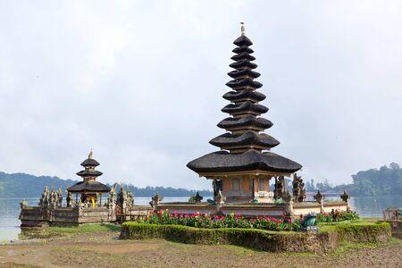 bratan: Pura Ulun Danu, Bali, Indonesia