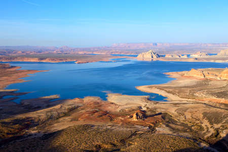 Lake Powell from Alstrom Point, Glen Canyon National Recreation Area, USA