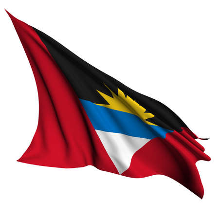 Antigua and Bermuda flag