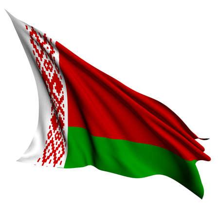 belarus: Belarus flag- collection no_4