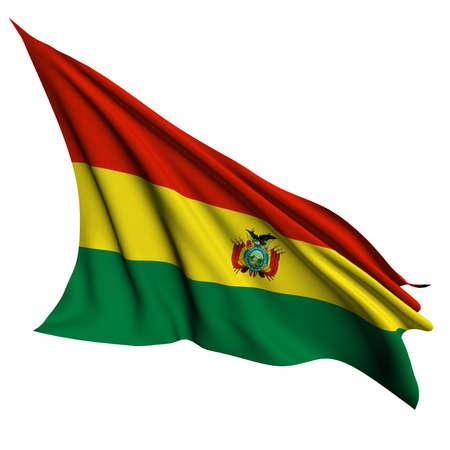 bandera de bolivia: Bolivia bandera-colecci�n no_4