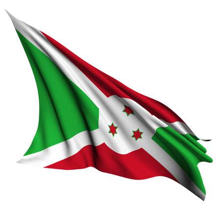 burundi: Burundi flag- collection no_4