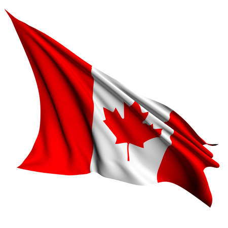 Canada flag - collection no_4