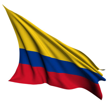 Colombia flag- collection no_4