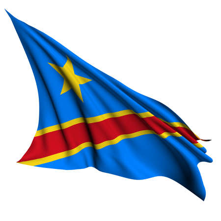 Democratic Republic of the Congo flag- collection no_4