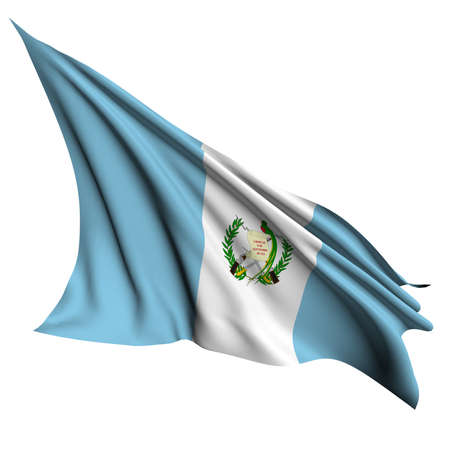 Guatemala flag - collection no_4