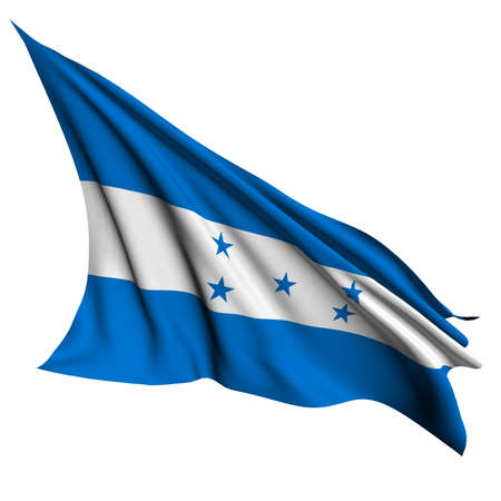 Honduras flag - collection no_4