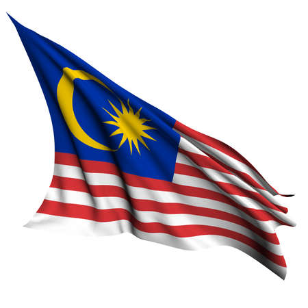 Malaysia flag - collection no_4