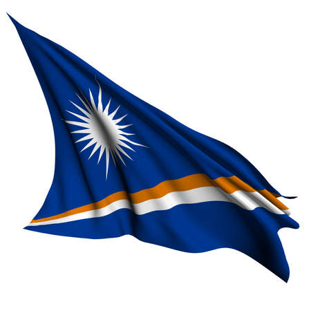 marshall: Marshall Islands flag - collection no_4