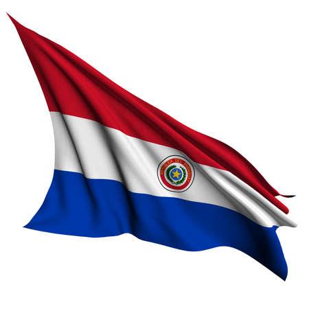 bandera de paraguay: Paraguay bandera