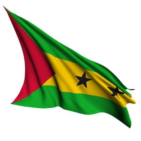 principe: Sao Tome and Principe bandera