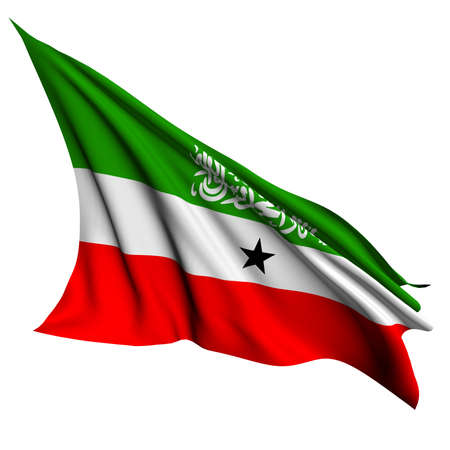 somaliland: Somali land flag