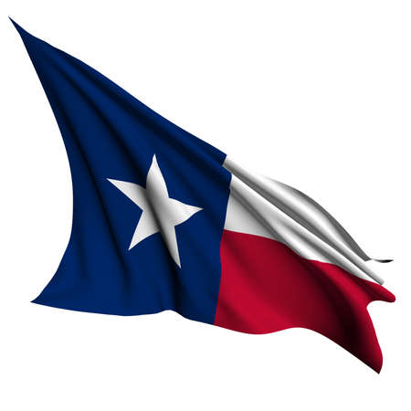Texas flag - USA state flags collection no_2