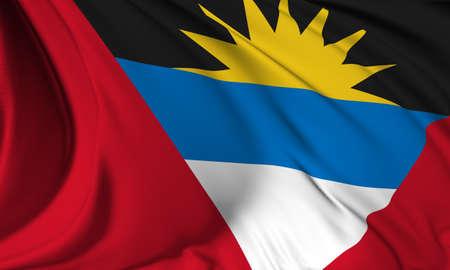 antigua flag: Flag of Antigua and Bermuda