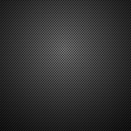 fibra de carbono: Fondo abstracto de metal. ilustraci�n. Vectores