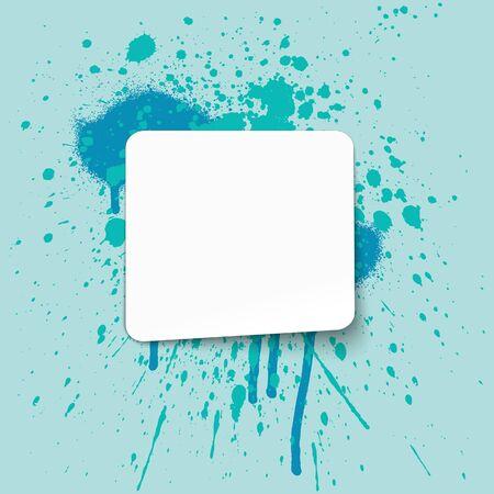 Sticker. Vector illustration. Stock Vector - 9162126