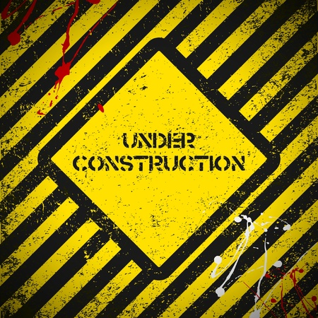 Construction background. Vector illustration. Eps10 Stock Vector - 9258045