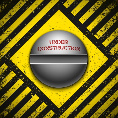 Construction background. Vector illustration. Eps10 Stock Vector - 9258046