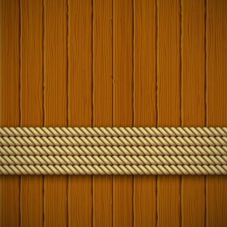 celulosa: Textura de madera. Ilustración vectorial