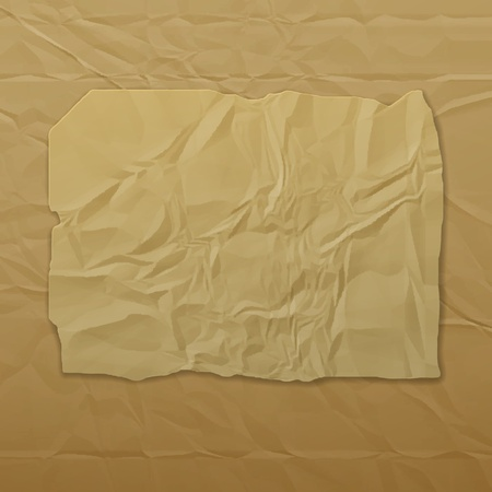 rip off: torn paper